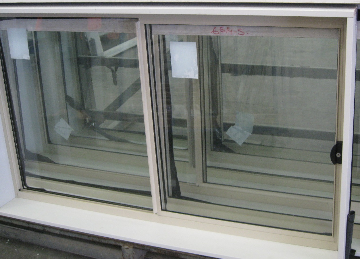 Standard sliding windows for Sliding glass windows