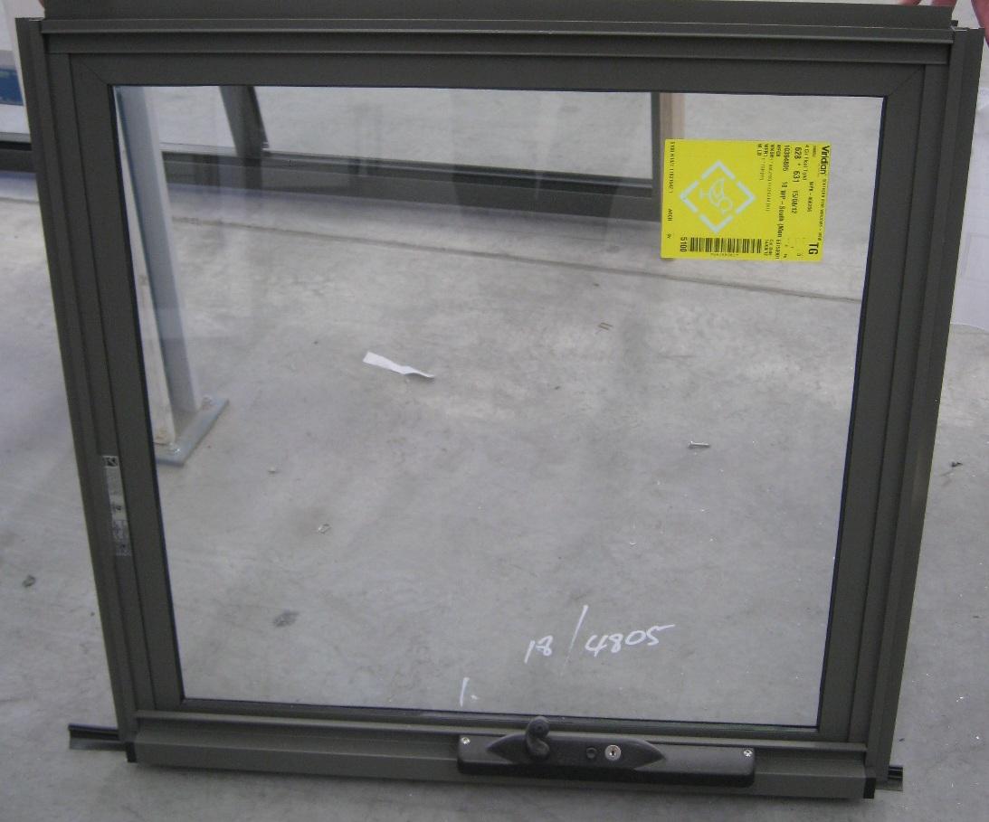 Standard Awning Windows