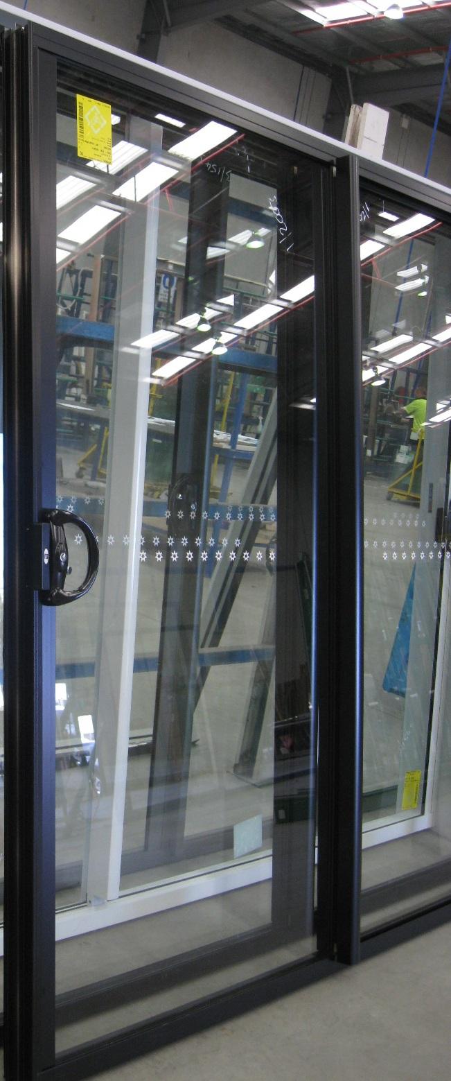 Aluminium Windows Sydney : Standard aluminium doors