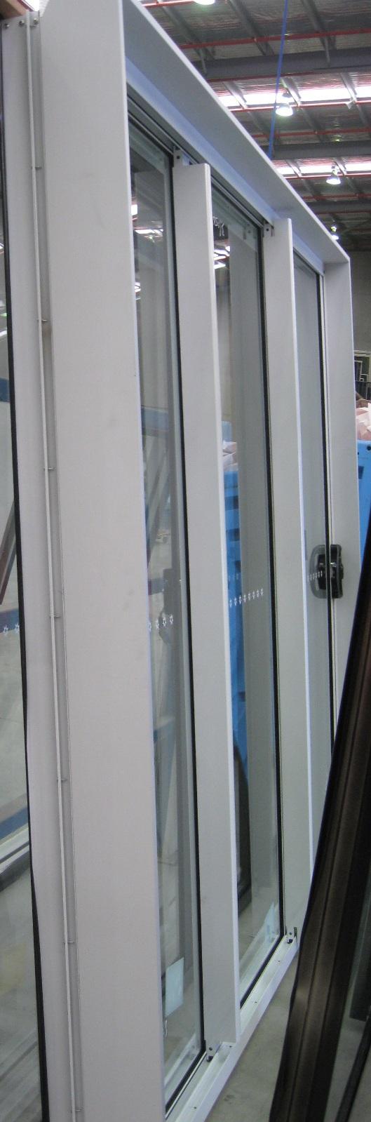 Standard Aluminium Doors